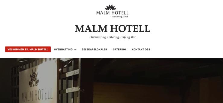 Malm Hotell As