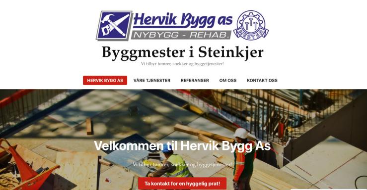 Hervik Bygg As